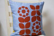 Handmade Cushions from Hopscotch Handmade Gifts
