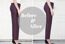 Before & After / Amazing alteration transformations