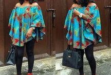 African women dresses