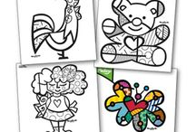 Romero Britto arte pop