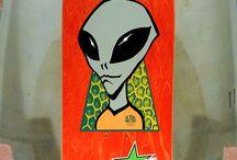 Alien Workshop NOS Visistor #AlienWorkshop