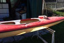 Da kayak a trimarano a vela! / Complimenti ad Alfonso, alla sua creatività e perizia ... trasformare un kayak in trimarano a vela ... per andare veloce come il vento! Siamo felici di essere lo strumento per esprimere al meglio la vostra creatività!
