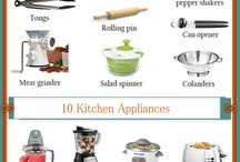 Kitchen A to Z