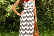 Chevron Prom Ideas and Accessories / by AmericanProm