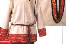 ruský kostým