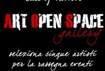 I contest di Art Open Space