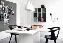 Contemporary office ideas