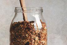 Recettes granola