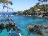 CAP FERRAT LES PINS - Inspiration / La mer méditerranée  – Le sel – La terre chaude – Les pins – Le soleil