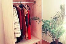 Free Standing Wardrobe