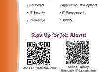 Jobs / by Sean P Kelley
