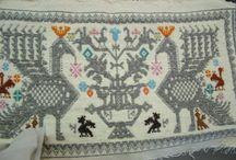 Hand Weaving - Patterns