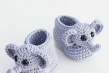 Baby crochet / All thing cutely crocheted