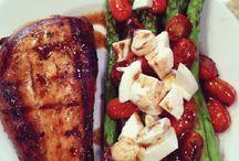 Food--Dinners