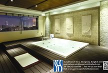 Facilities : Lohas Suites Sukhumvit, Bangkok, Thailand / Moments of Relaxation, All day all night with tranquility of body and mind on the rooftop in the midst of the nature and nice city view.