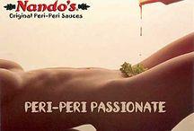 Brand Management  / Nandos Portfolio
