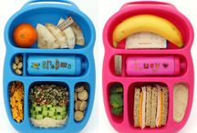 Lunch boxes  ideas / by Luisa Campos