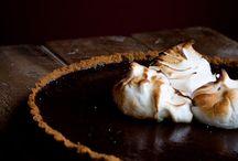 Tarts & Pies / Beautiful little tarts and pies