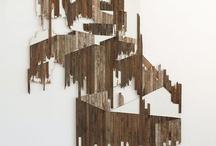 materials [ wood ] / by Leigh-Ann Friedel