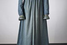 Dresses ca.1810-1819