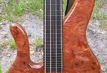 Bass wal
