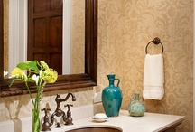 Faux Finish and Paper Hanging / Castino Painting and Home Service on the North Shore can install wallpaper and faux finish your home!