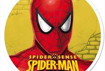 mousse spiderman