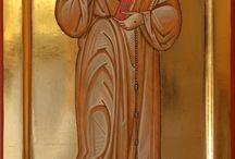 św. Franciszek i św. Klara z Asyżu