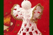 My Christmas ornaments/ Karácsonyi díszek