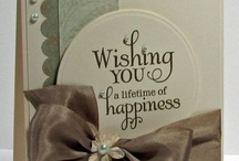 Homemade Cards / by Kathy Wride