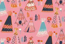 Desenhos tecidos adoto / Desenhos estampas
