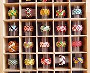 Japanese traditional items