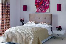 Bedroom Lighting Ideas / Create a romantic mood in your bedroom with fashionable lighting.