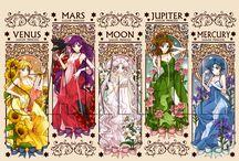 sailor moon♡