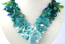 Necklaces / by Carrie Buxbaum