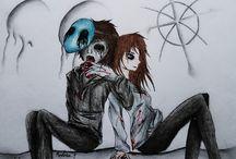 Eyeless Jack & Darkia