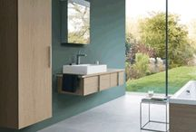 Wall Mounted Furniture / A board packed with Wall Mounted furniture to inspire your luxurious bathroom design ideas