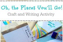 Travelling-Craft and Writing Activity