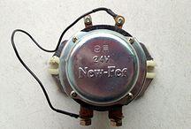 battery relay for 24V battery relay Br263 positive pole for Kobelco Komat*su excavator New-Fef