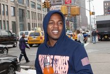 Kendrick Lamar / by flame jr