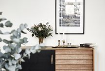 Credenza styling