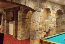 kamenne steny
