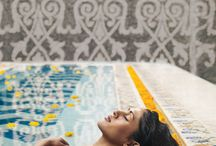 Chital ♡ Hammam / A wonderful moment for yourself! This oriental ritual is a real treat. Time to relax now..