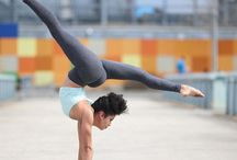 Dance/flexibility