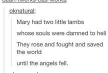 Fandoms poem