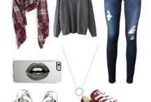 vêtements ensemble