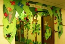 Classroom Theme: Jungle  / by Vlee005