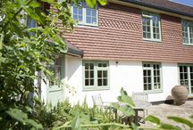 Sussex low energy retrofit  in 'Hung Tile' vernacular