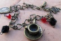 Jewelry / Beautiful Handmade Creations. / by Wuzzy Creations
