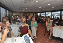 Destin Florida Group Events on SOLARIS yacht